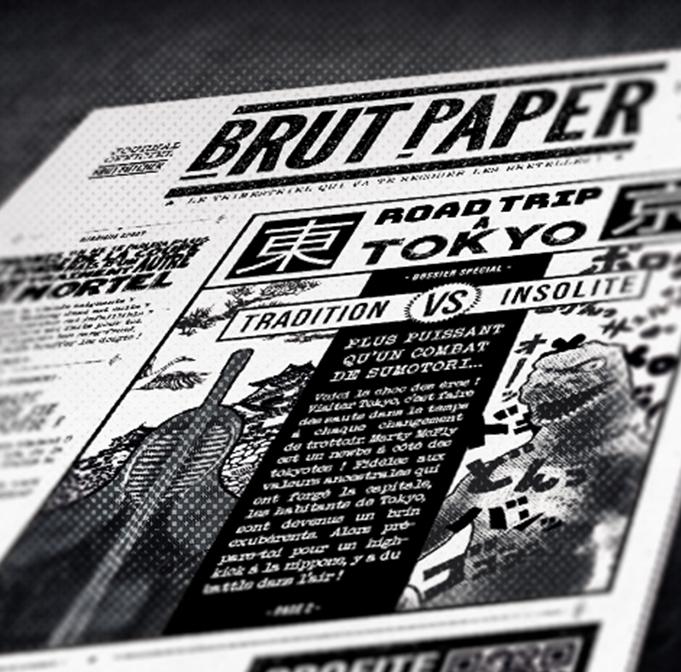 Brut Paper n°2