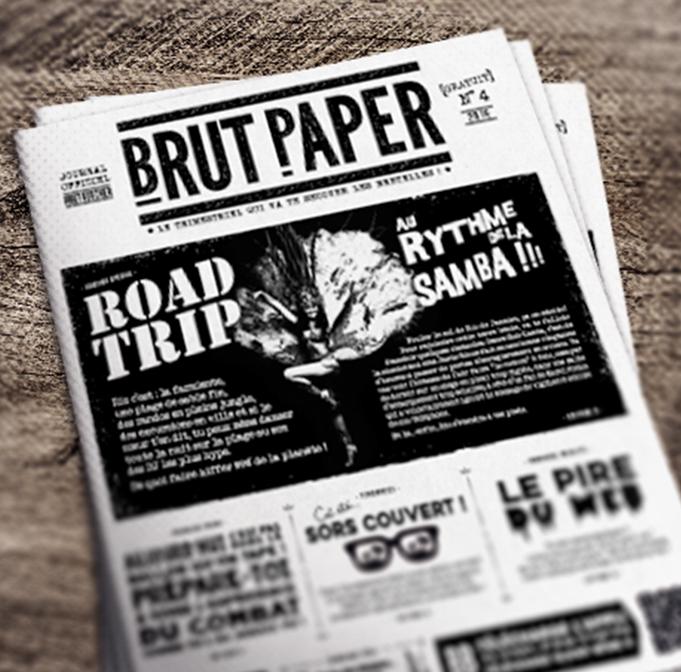 Brut Paper n°4