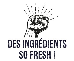 ingrédients so fresh