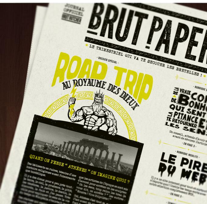 Brut Paper n°5