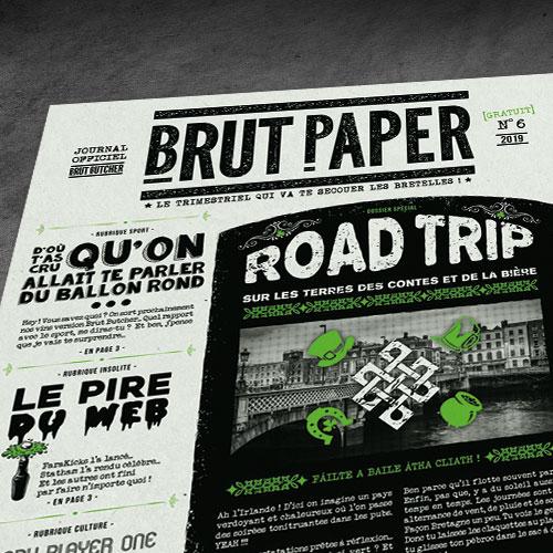 Brut Paper n°6