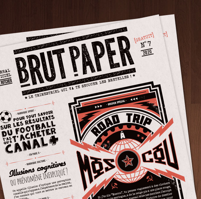 Brut Paper n°7