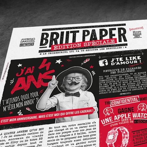 Brut Paper n°10