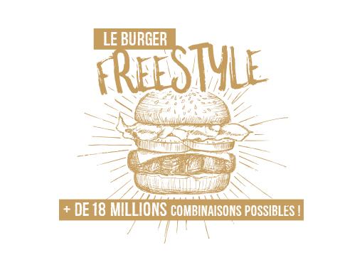 Burger freestyle